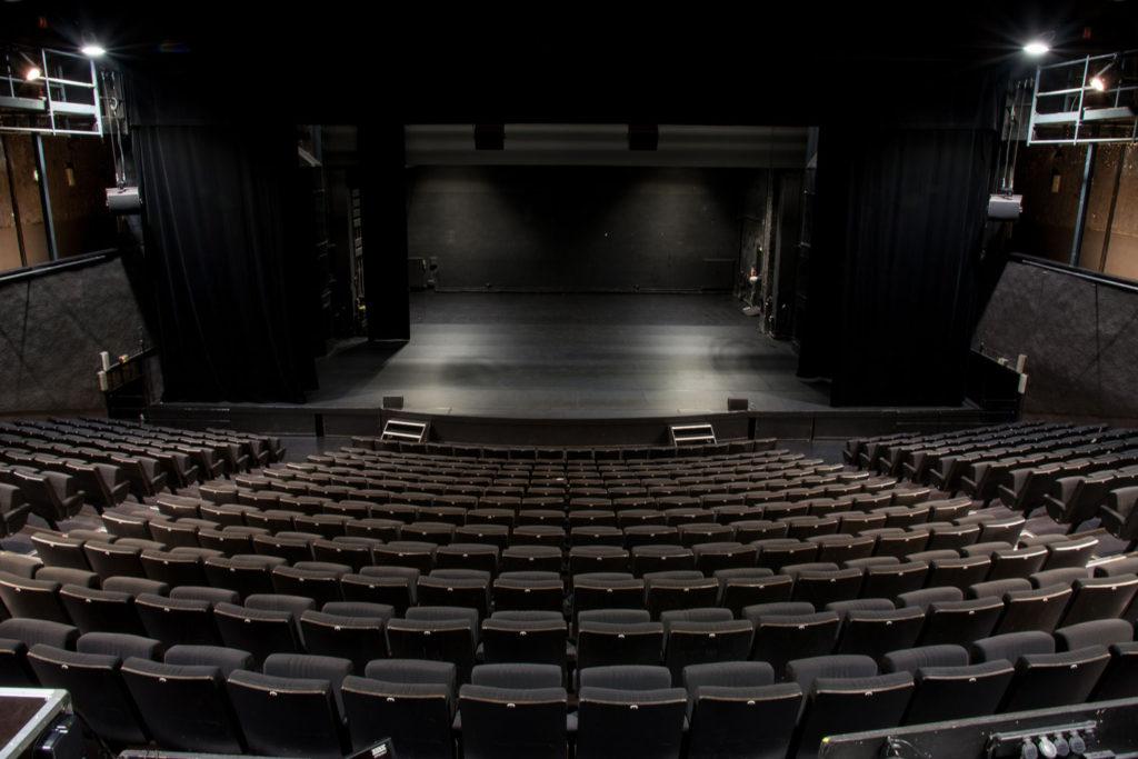 grande salle - scène