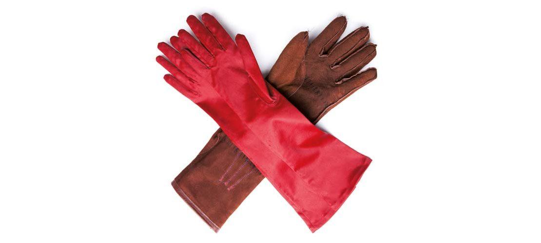 vous n'êtes que le gant, et moi je suis la main